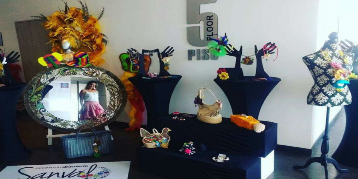 Expocarnaval muestra el talento de los diseñadores locales.