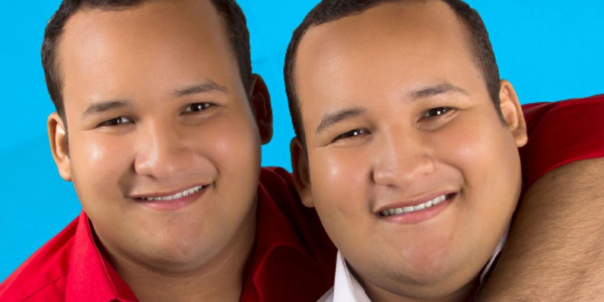 Juan y Franklin 'Los Mellos' Cañas.