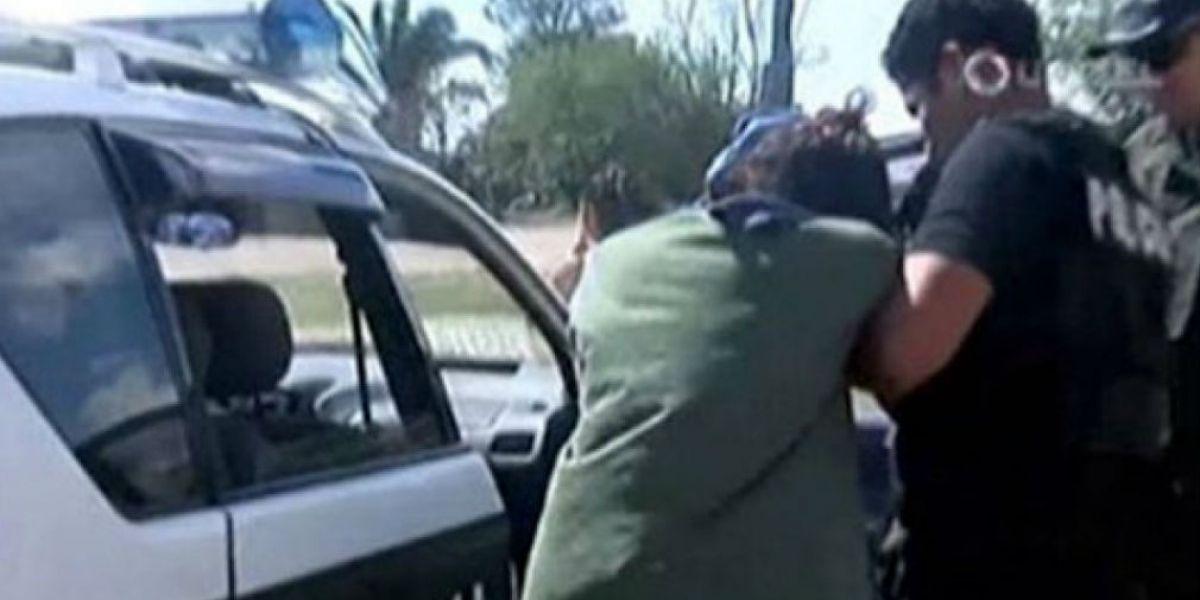 Mujer en Bolivia presa por prostituir a su hija.