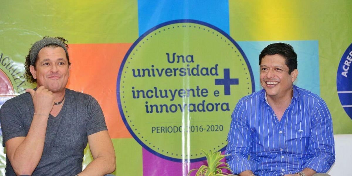 Un equipo de la Fundación Tras La Perla se reunió con representantes de UNIMAGDALENA y otras instituciones para analizar estrategias para combatir los fenómenos medioambientales en nuestro territorio.