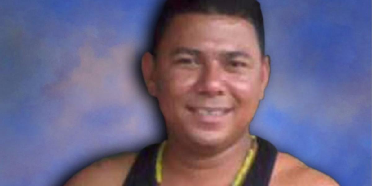 Rafael Ricardo Barraza Alvarado, vigilante fallecido.