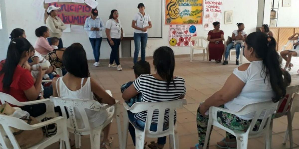 El Icbf, de la mano de la Vicerrectoría de Extensión y Proyección Social de la Universidad del Magdalena, atenderán en 15 municipios del departamento de La Guajira a 960 familiasen situación de vulnerabilidad.