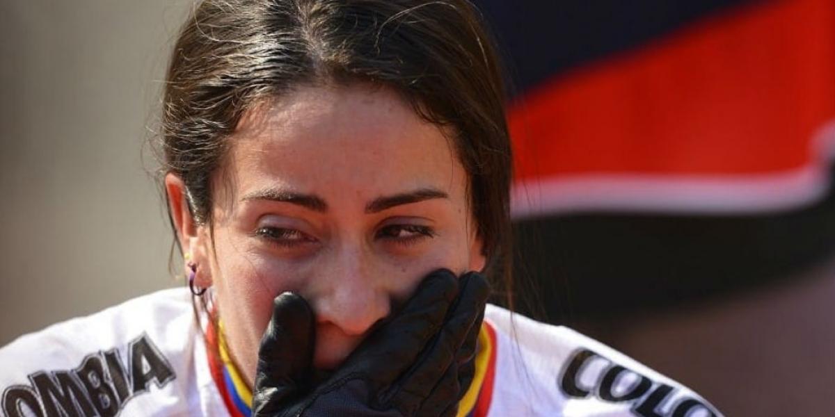 Mariana Pajón, deportista.