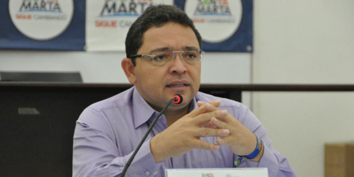 Rafael Martínez dijo que la entidad no ha definido una estrategia que logre combatir los delitos que cometen los venezolanos en la capital del Magdalena.