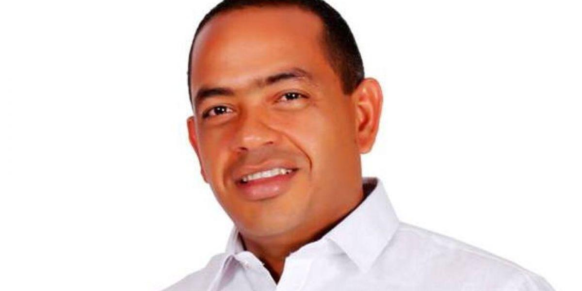 Fabio Velásquez, alcalde de Riohacha