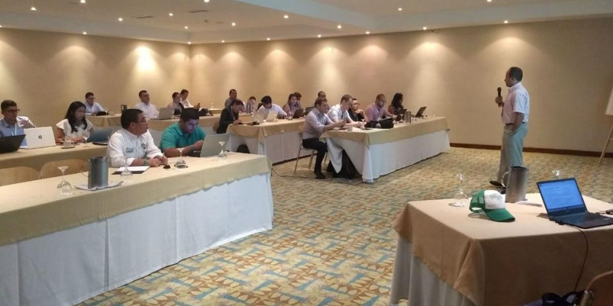 1er Encuentro de la Cadena Turístico del Caribe Colombiano.