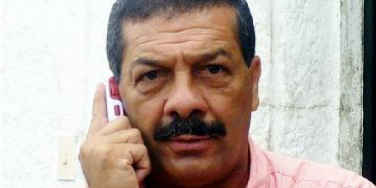 Eduardo Noguera Dangond, registrador de Ciénaga.