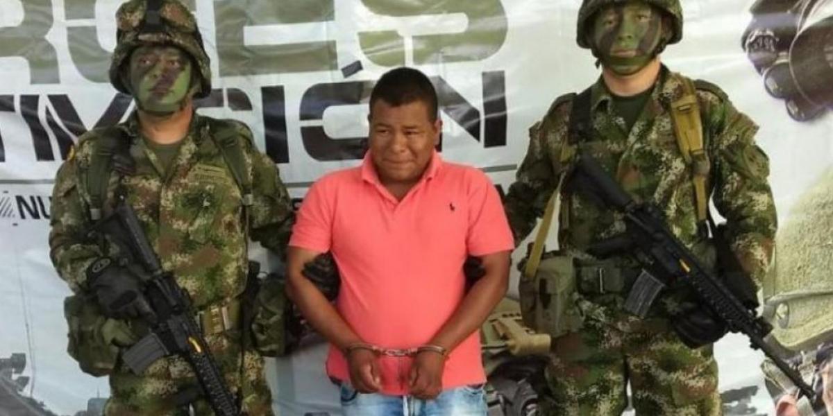 'Mordisco' es el autor del asesinato de tres policías en el Cauca.