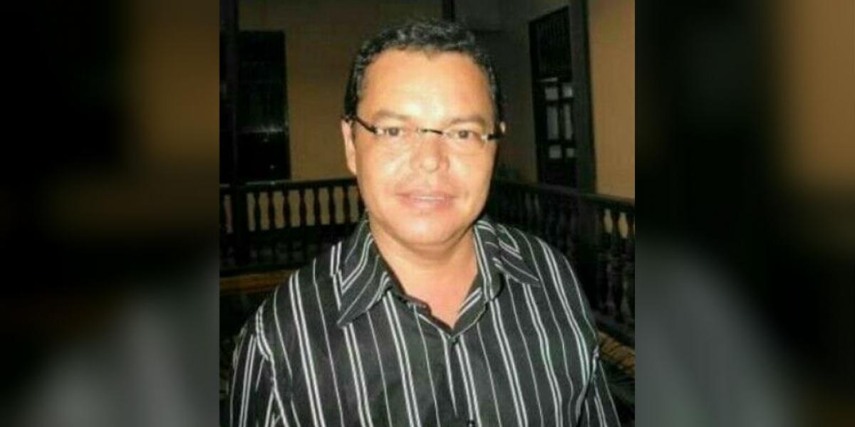 Alberto Hernández, exalcalde de Mompox.
