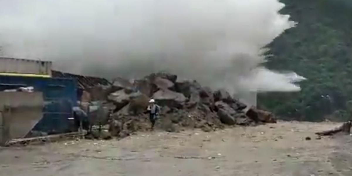 Una nueva emergencia es inminente en el afluente, por lo que habitantes de Puerto Valdivia y comunidades en Antioquia, Sucre, Córboba y Bolívar deben alejarse del río Cauca.
