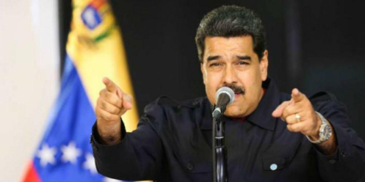 Maduro negó que la situación económica del país sea tan crítica como sostienen otros países.