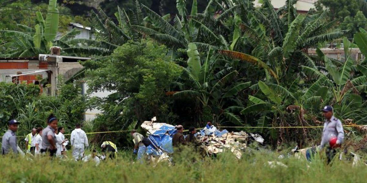 Fallecieron 99 cubanos y 11 extranjeros de nacionalidad mexicana, argentina y saharahui.