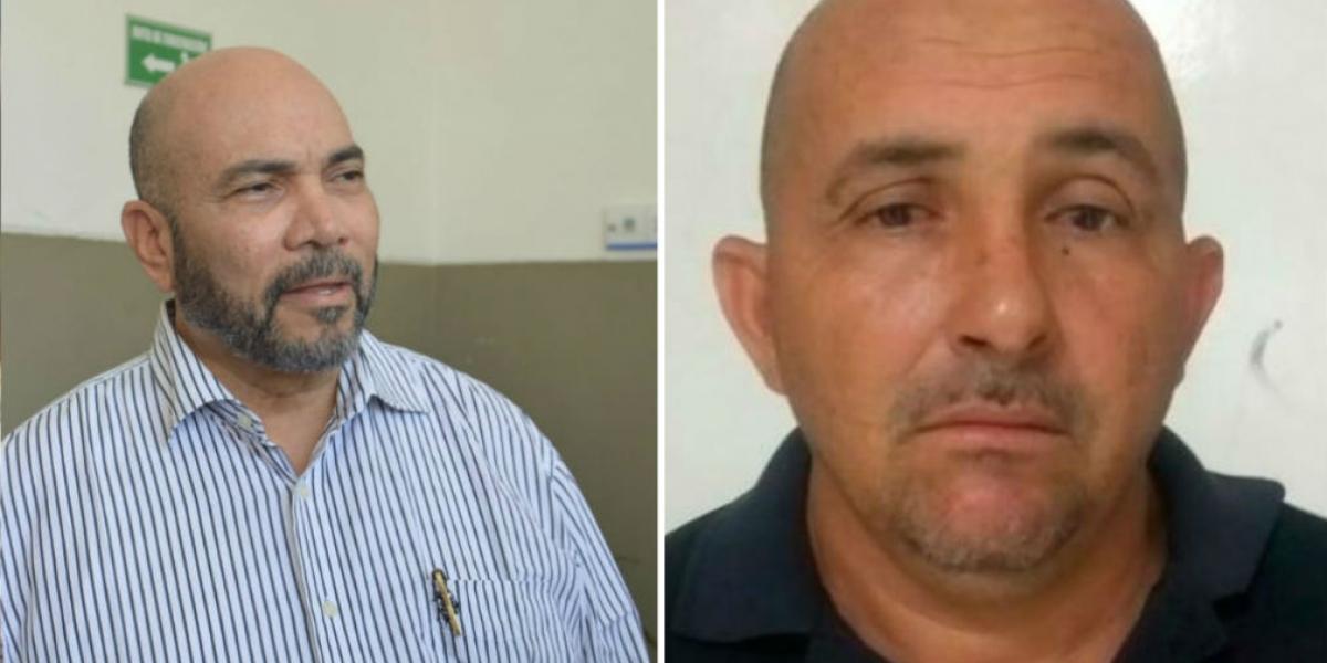 El director de Fiscalía, Vicente Guzmán fue quien entregó los detalles del caso.