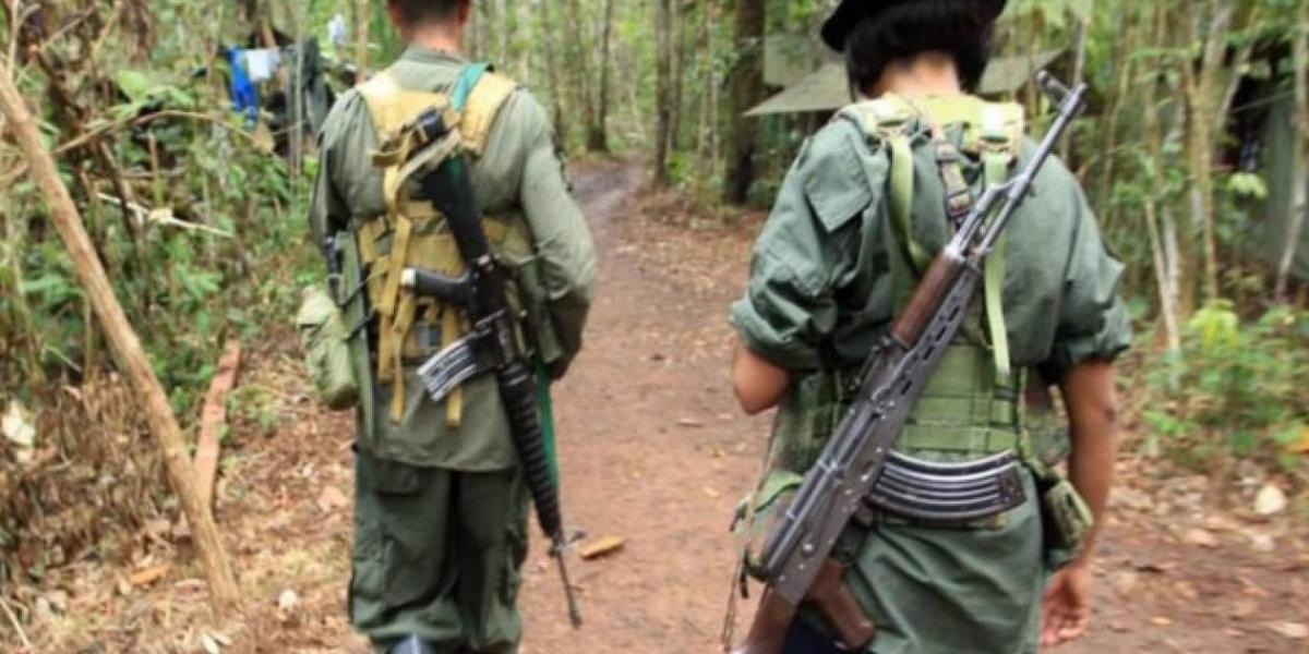 Los disidentes fueron abatidos en Arauca.