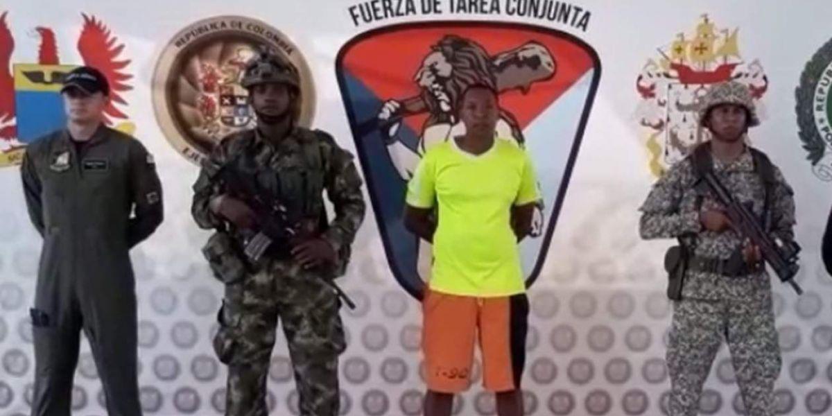 Alias 'Javier', hermano de alias Guacho, fue capturado en Nariño.