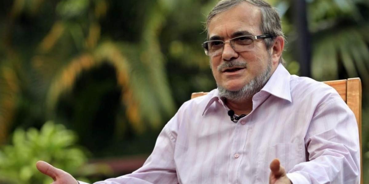 """Rodrigo Londoño, alias """"Timochenko""""."""