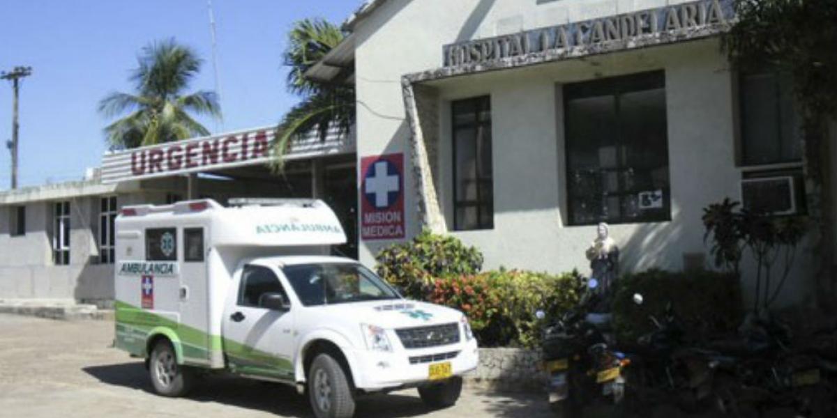 Imagen de referencia - Hospital La Candelaria.