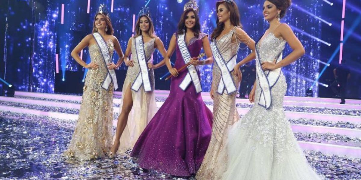 En el Reinado Nacional de la Belleza en Cartagena, se escogerá a la señorita Colombia a Miss Universo 2019.