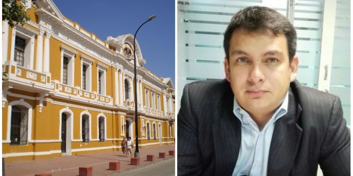 Alcaldía de Santa Marta - Concejal Carlos Bolaño.