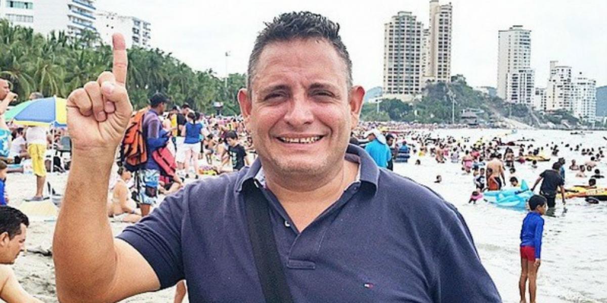 Julian Rojas.