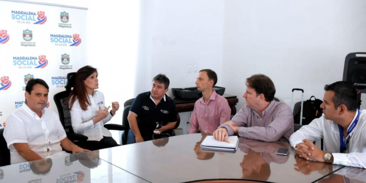 Tras una reunión entre Gobernación y Viva Air, se conoció la posible ruta internacional.