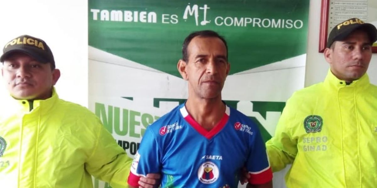 Isaías Serrato Vanegas.