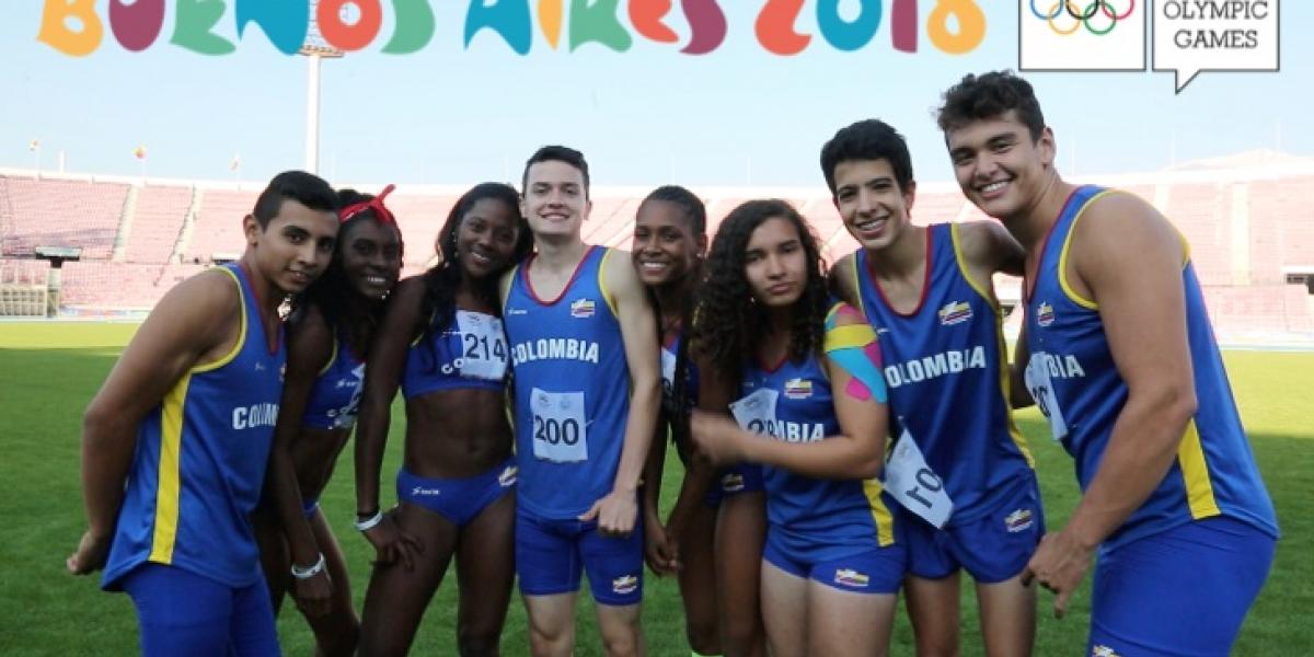 56 Colombianos Competiran En Los Juegos Olimpicos De La Juventud 2018