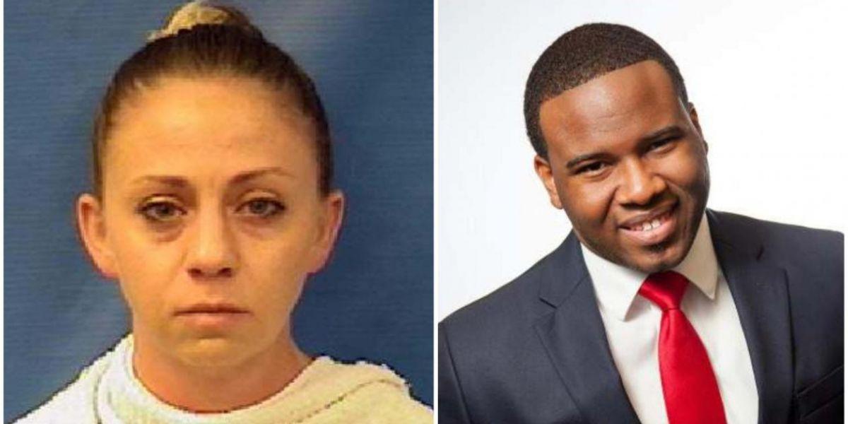 Amber Guyger, una policía de Estados Unidos, mató a su vecino, Botham Jean, de 26 años.