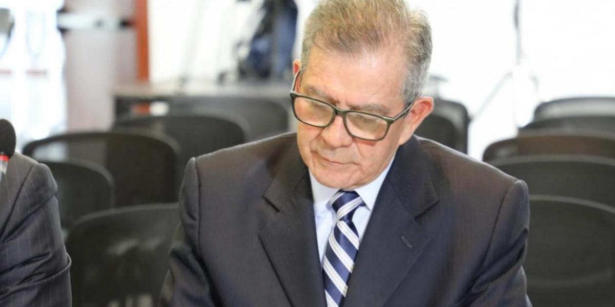 Mario Montoya, general (r) del Ejército.