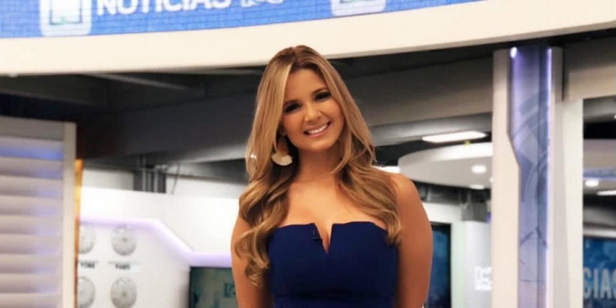 Melissa Martínez.