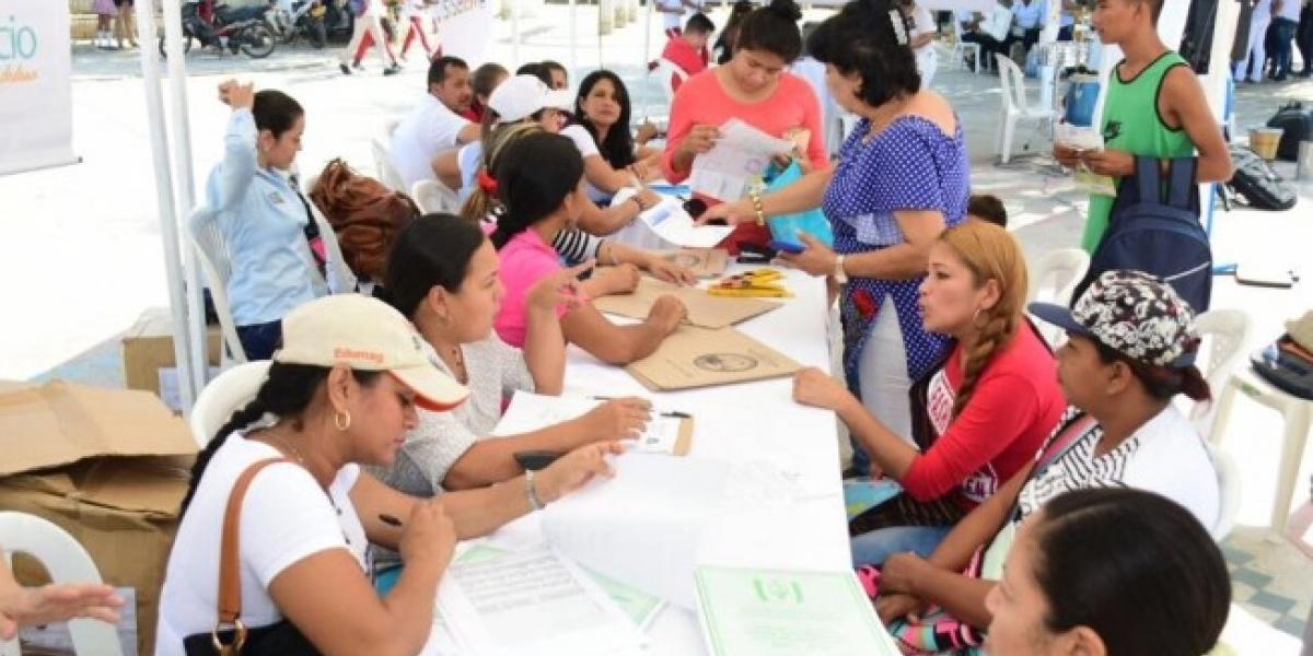 Tanto los niños que tienen los documentos en reglas como los que no podrán ingresar a la educación en este municipio.