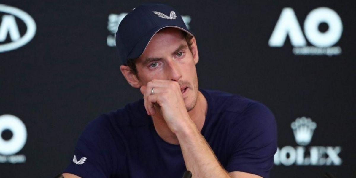 Con 31 años, el nacido en Glasgow, podrá decir que levantó tres títulos de Grand Slam.