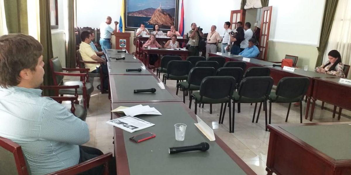 El proyecto recibió 11 votos a favor y dos en contra en segundo debate.