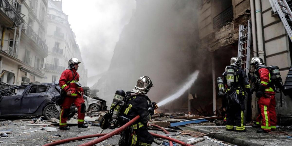 Dos de los heridos están en estado crítico y otros siete permanecen graves, en un balance aún no oficial, pero que apuntan varios medios franceses.
