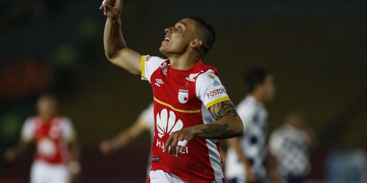 Arias juega de extremo por izquierda, su última experiencia fue con el Deportivo Pasto.