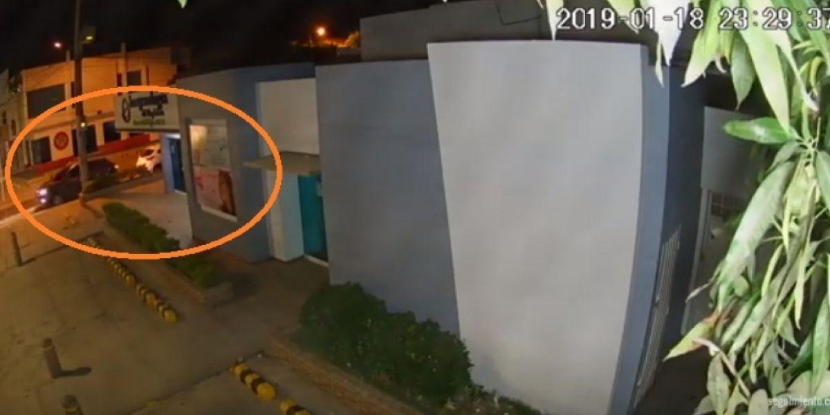 Ya son varios los afectados con este modo de robo que se vienen realizando en la ciudad.