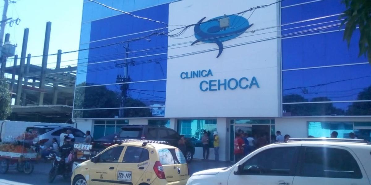 La niña fue atendida rápidamente en una clínica de la ciudad.