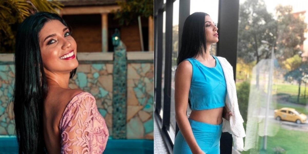 Daniela Restrepo Henao, Señorita Magdalena al Reinado Nacional de Turismo