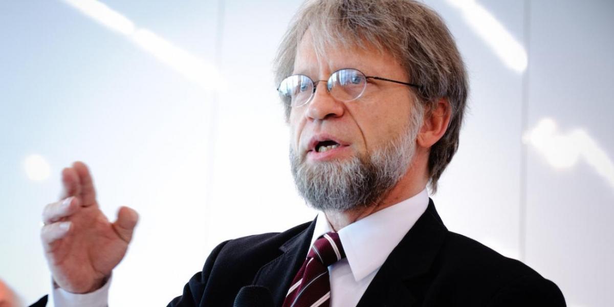 Senador Antanas Mockus.
