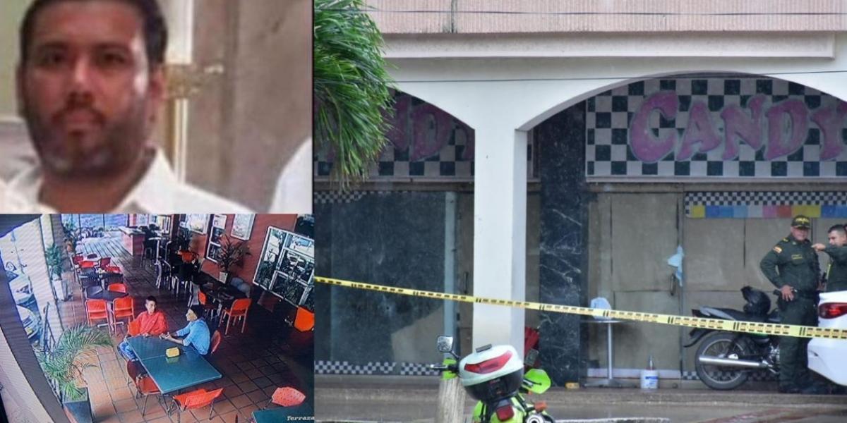 Ataque a bala en Barranquilla