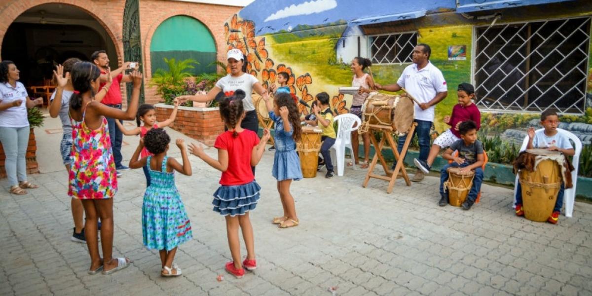 Muestra cultural EFAC