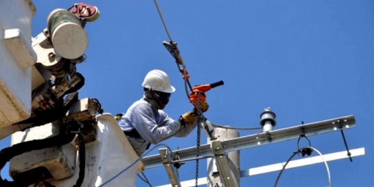 Trabajos en la energía