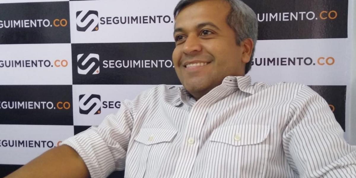 Eduardo Arteta Coronell, secretario de Educación.