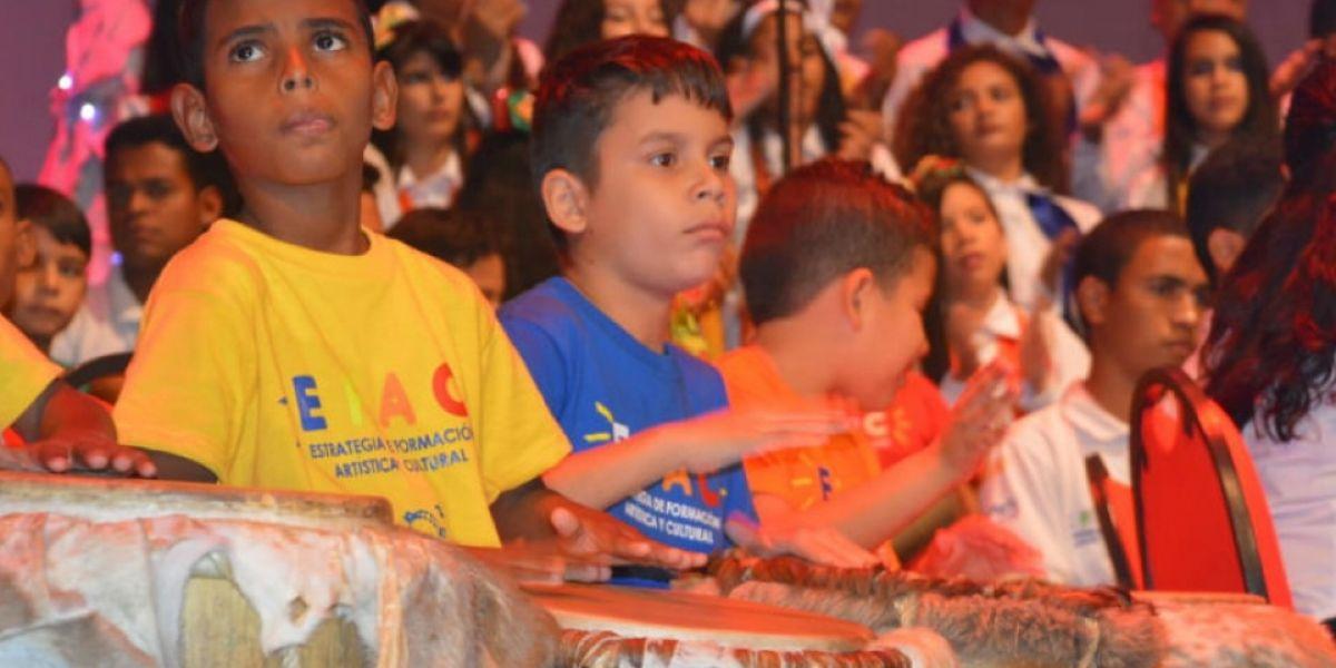 Eventos culturales del EFAC en Santa Marta.