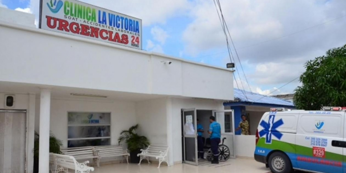 Clínica La Victoria.