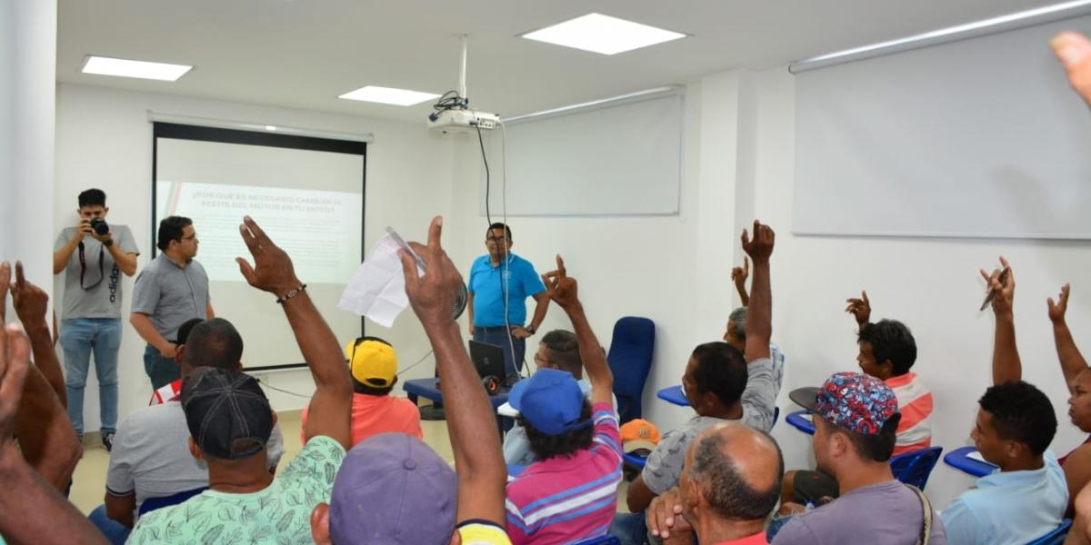 Curso de conducción para carreteros en Santa Marta