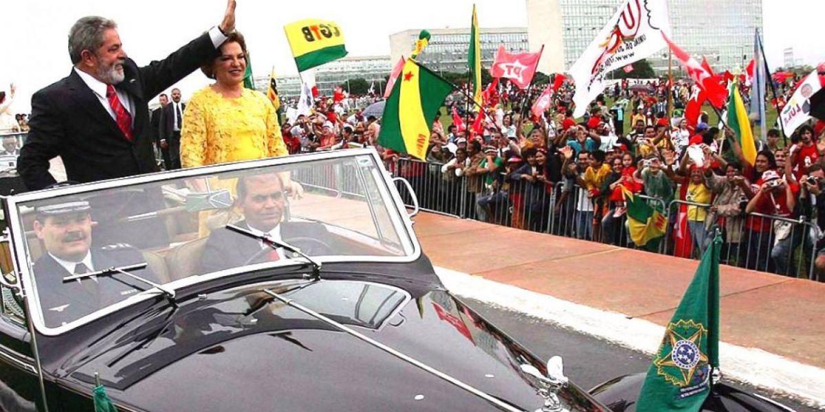 Lula da Silva, en su época como mandatario brasileño.