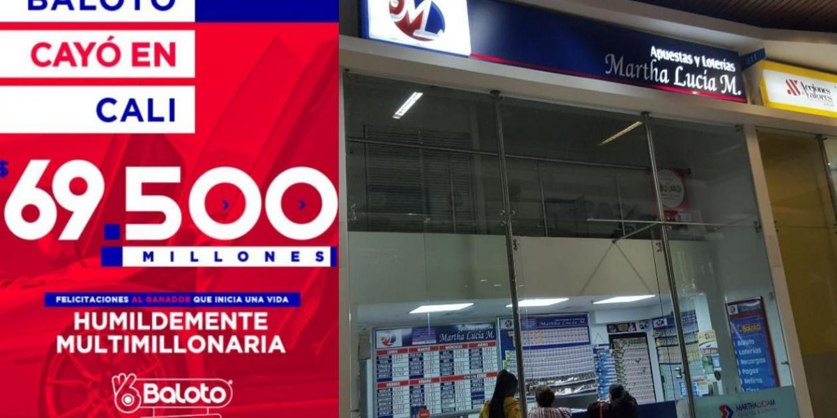 NOTICIAS: Cayó el premio gordo del Baloto en Colombia