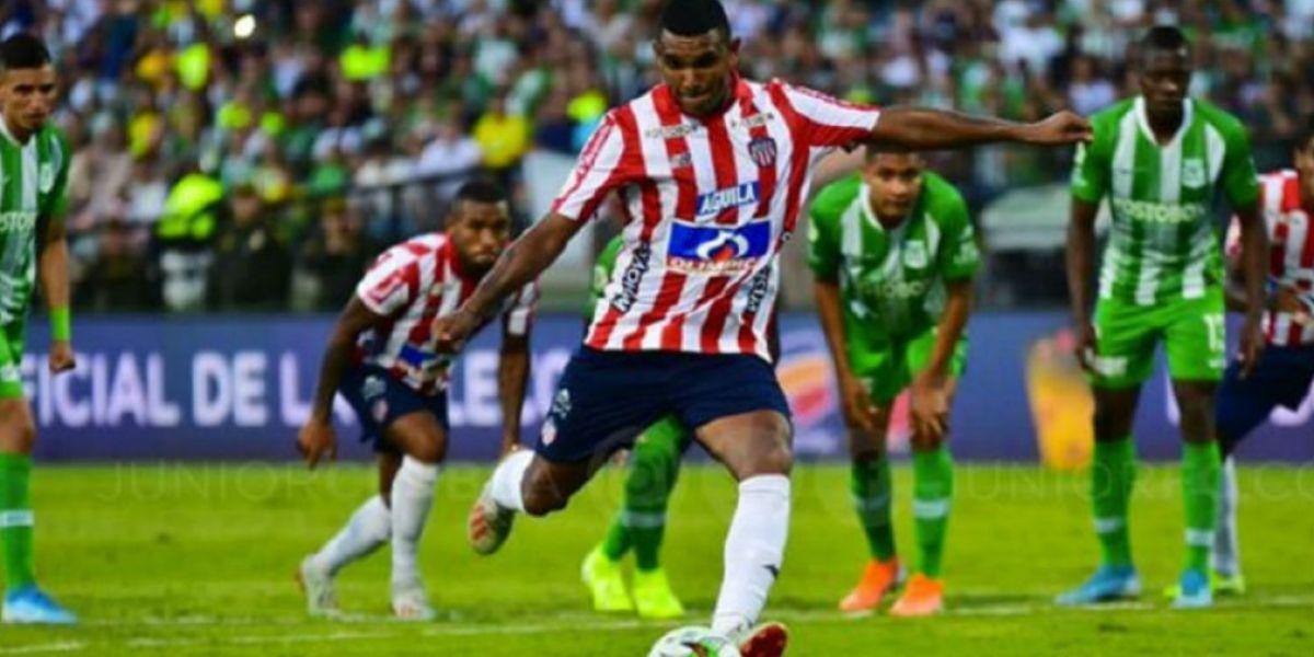 En el último enfrentamiento Junior superó a Nacional por la mínima diferencia.