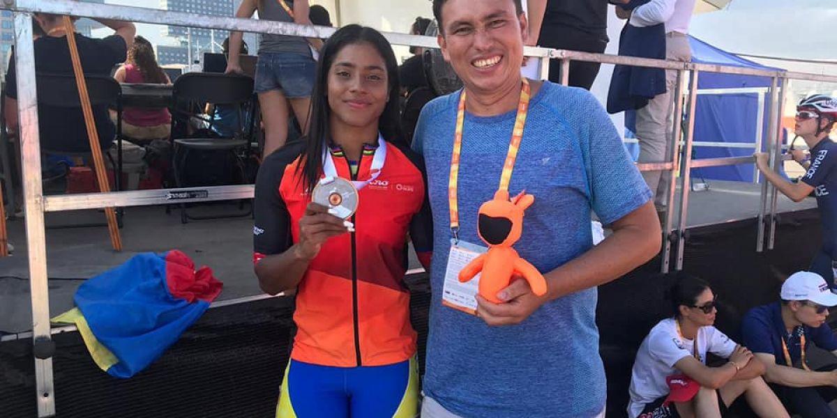 La campeona samaria viene de dominar la última válida nacional desarrollada en Valledupar